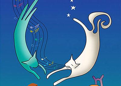 Ojai Music Festival poster