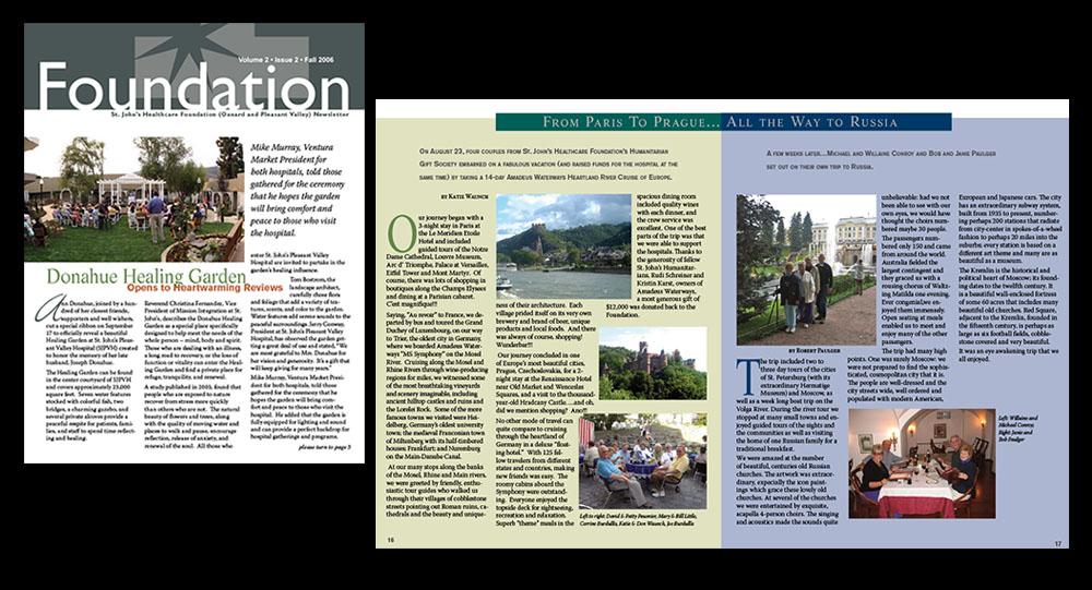 St Johns Foundation_news
