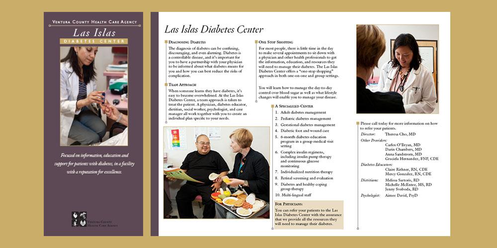 VCHCA Diabetes brochure