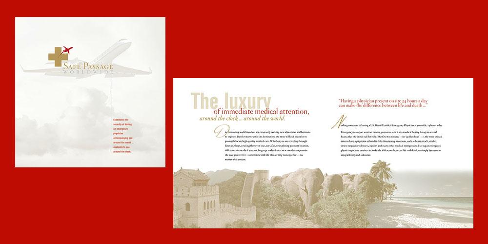 Safe Passage brochure