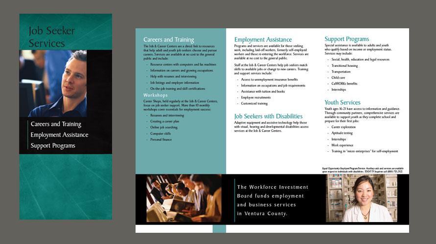 Workforce Investment brochure